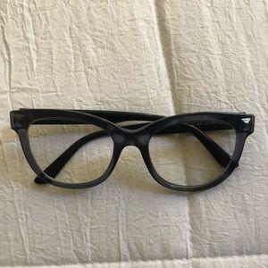 Valentino reading glasses.